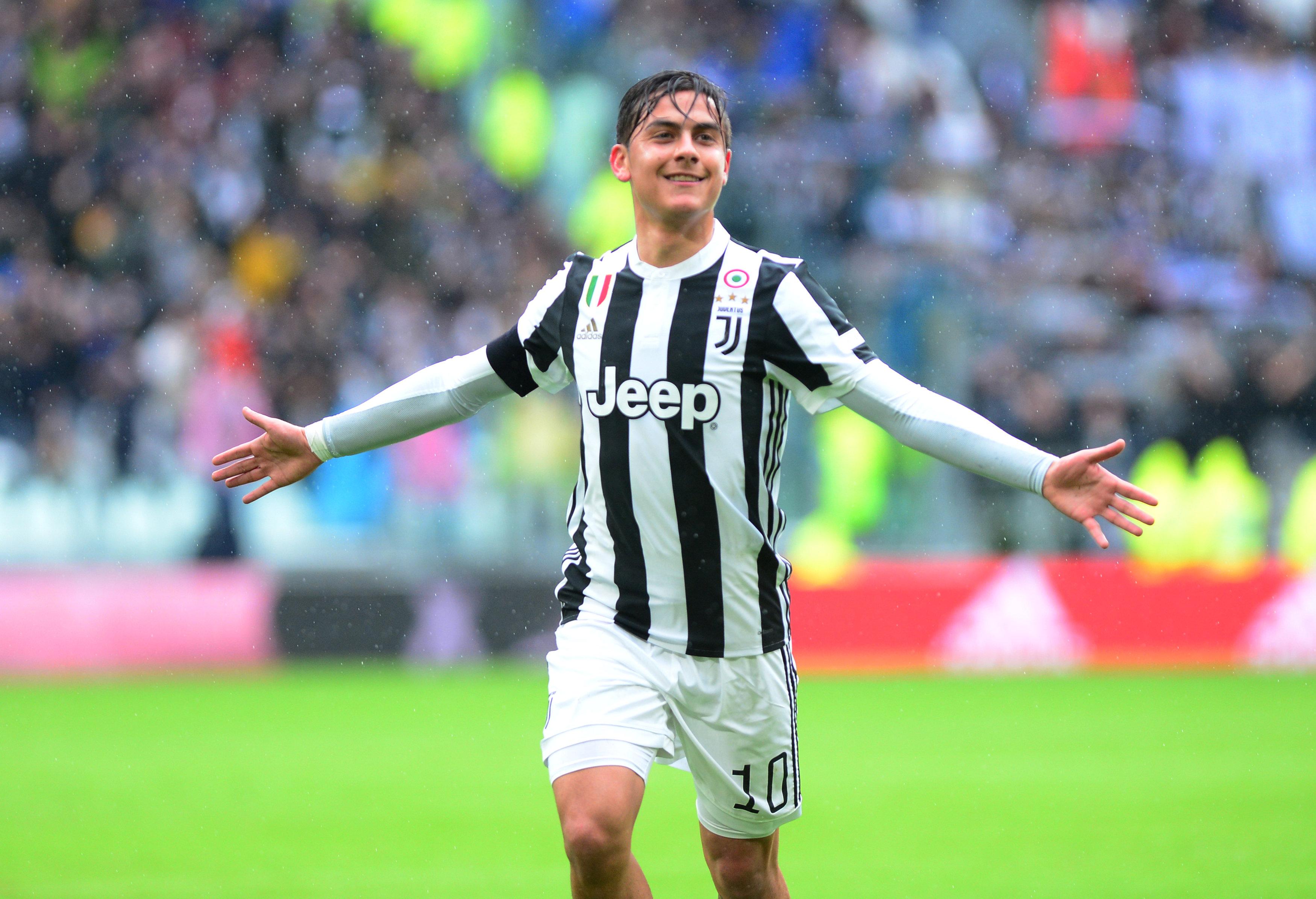 Dybala - người hùng của Juventus trong chiến thắng trước Udinese. Ảnh: REUTERS