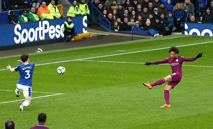 tipmobi Đá bại Everton, M.C chạm tay vào cúp vô địch