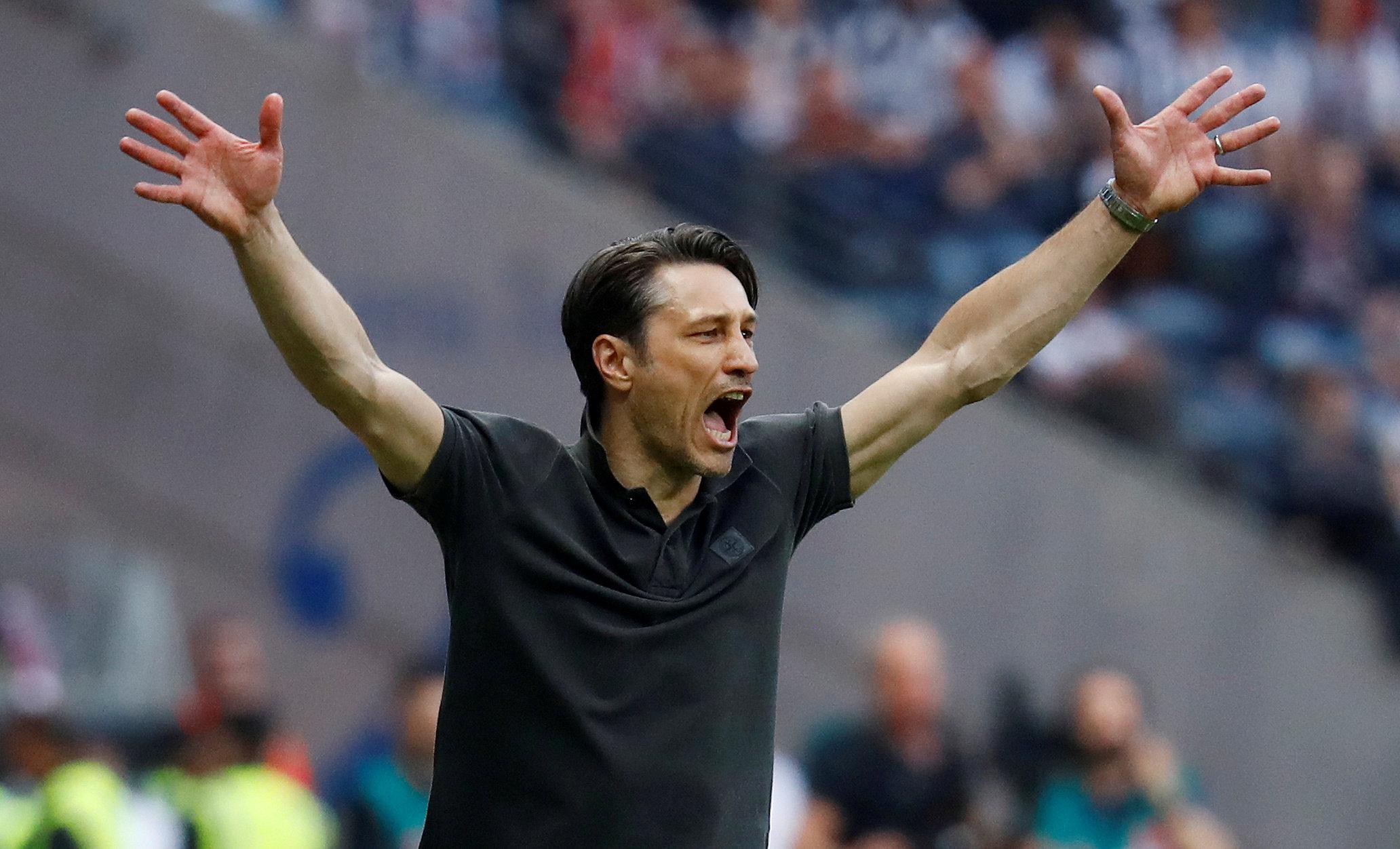 Niko Kovac sẽ là HLV của Bayern ở mùa giải tới. Ảnh: REUTERS